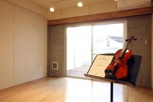 1階防音室